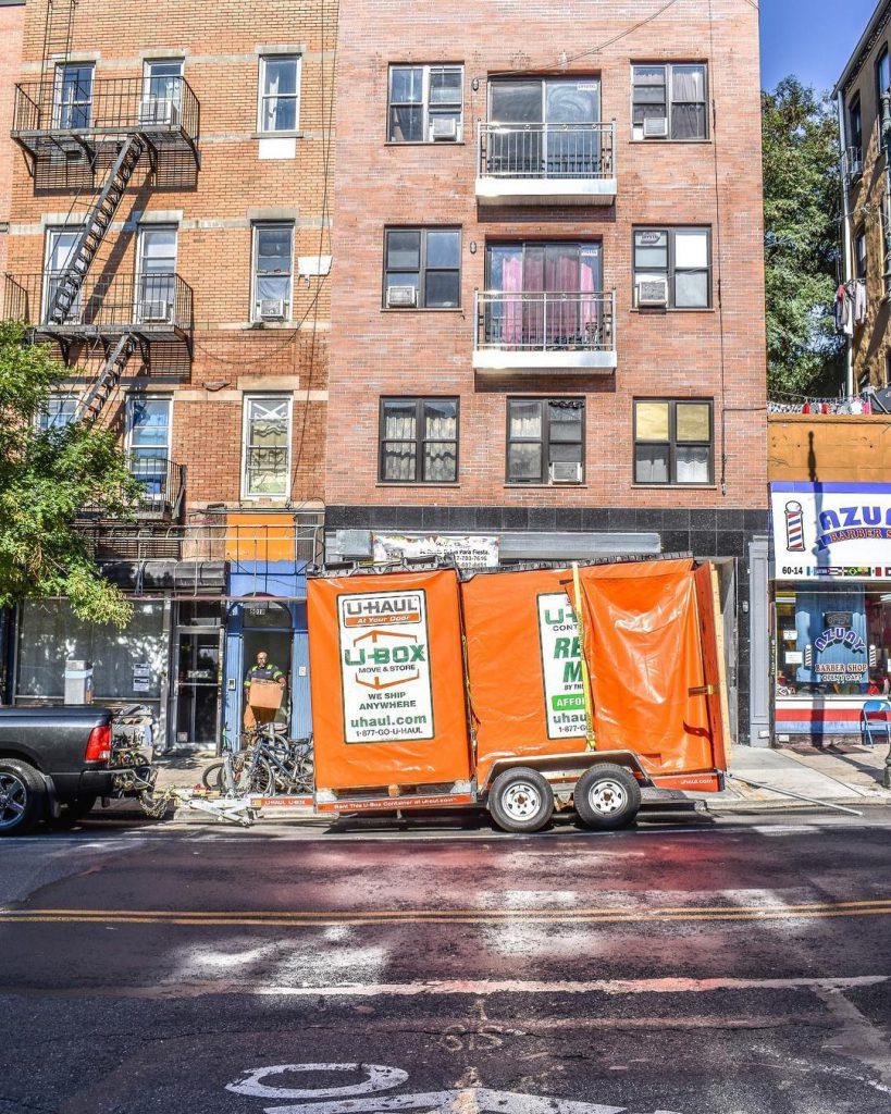 U-Box on City Street tips and tools