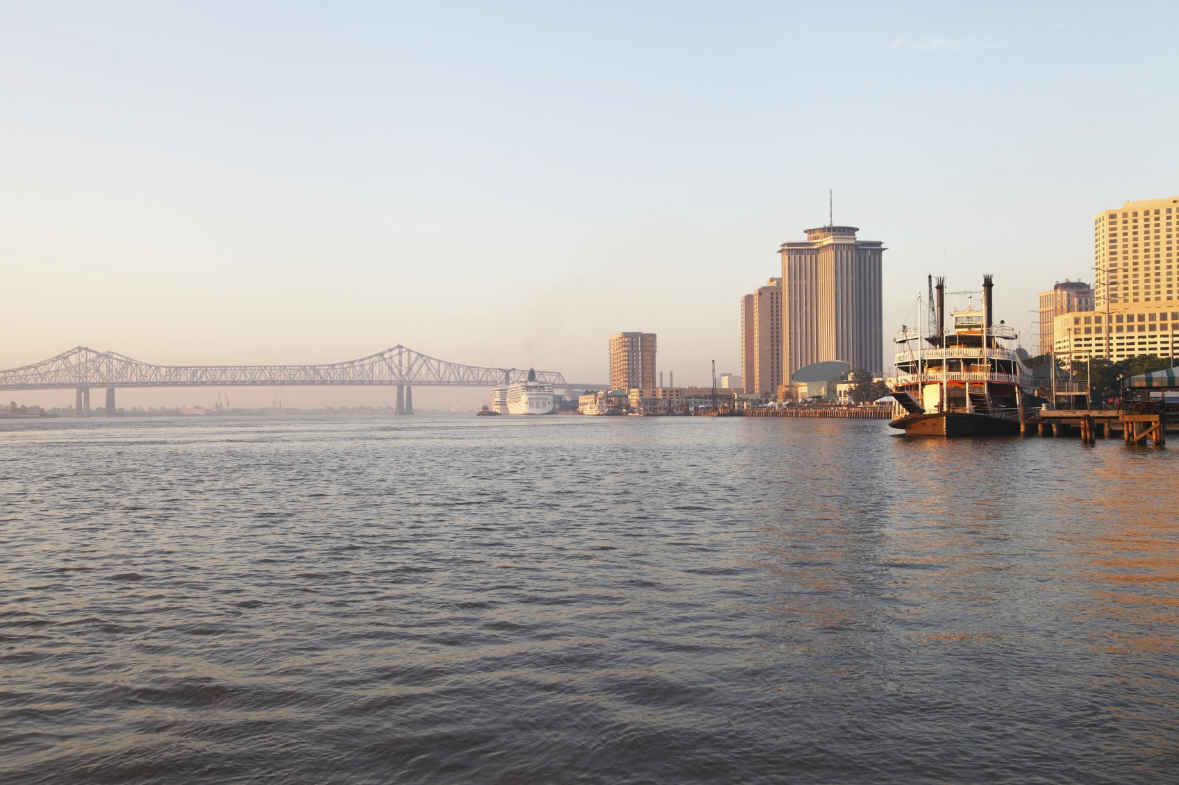 New Orleans, Louisiana cityscape