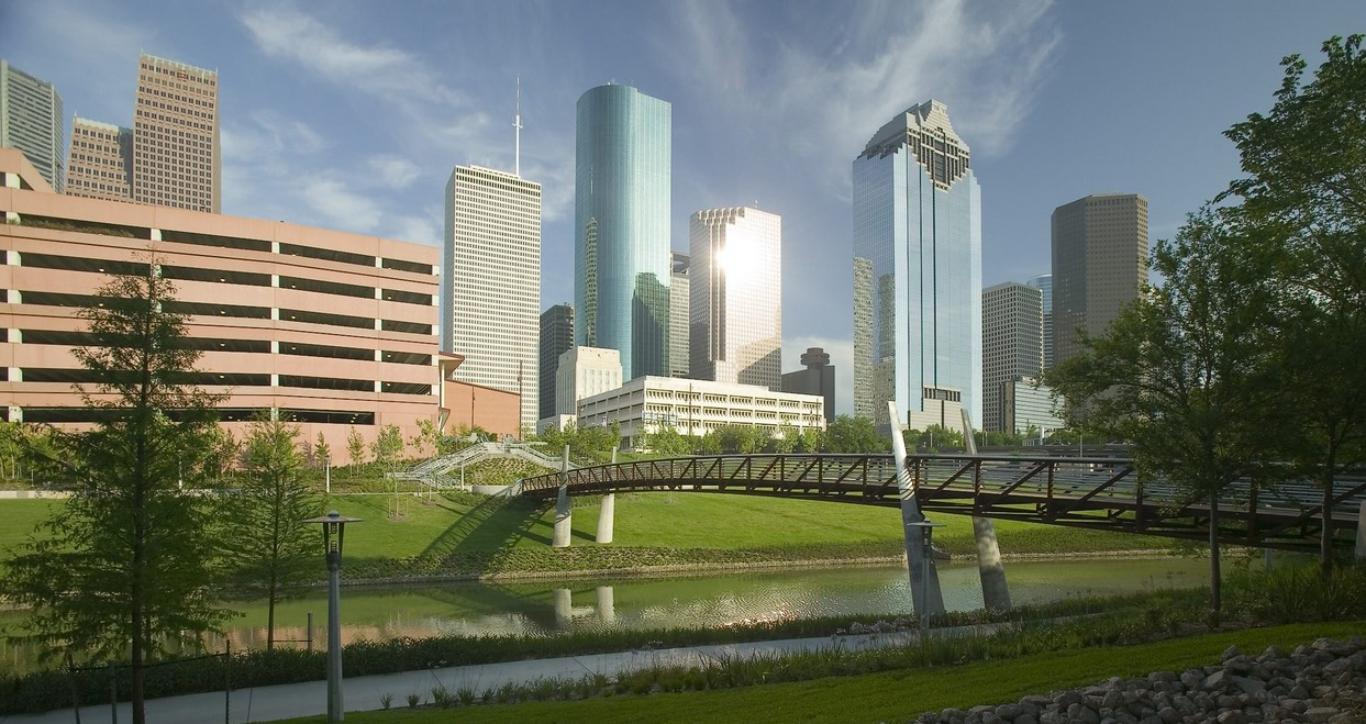 Houston, Texas cityscape