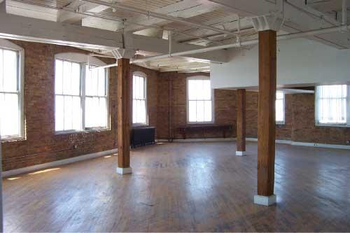 U Haul Artist Lofts Amp Workspace Studios At U Haul Artist