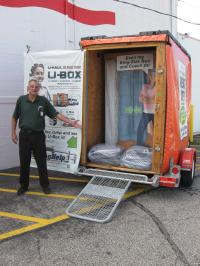 U Haul U Box Moving And Storage Containers In Bedford Oh
