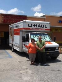 U Haul Storage In Miami Gardens Fl At Moving Of