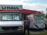 U Haul Moving Truck Rental In Fremont Ne At Toms Shell
