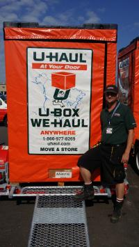 U Haul U Box Moving And Storage Containers In St