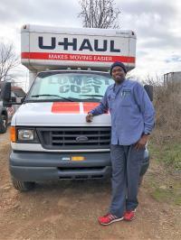 U Haul Moving Truck Rental In Lithonia Ga At A Automotive