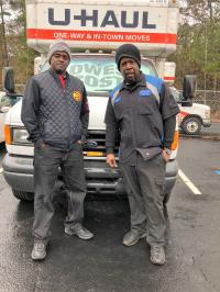 U Haul Moving Truck Rental In Lithonia Ga At Talking Tools Auto