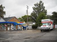 U Haul Moving Truck Rental In Cleveland Oh At Yunes Oil Amp Sons Sunoco