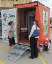 U Haul U Box Moving And Storage Containers In London On