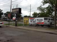 U Haul Trailer Rental Towing In Indianapolis In At Indianapolis