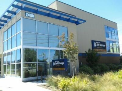 Beau West Coast Self Storage Santa Clara Is Located At 2490 Lafayette St In Santa  Clara.