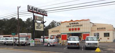 Car Dealerships In Montgomery Al >> U-Haul: Virtual tour