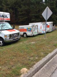 U Haul Moving Truck Rental In West Columbia Sc At Worldwide