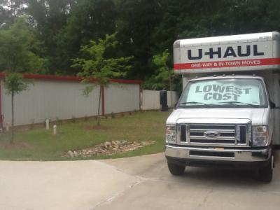 Eagles Nest Mini Storage Now Offers A Variety Of U Haul Equipment For Your  Convience