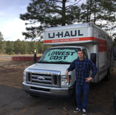 UHaul Virtual Tour Beauteous Uhaul Rental Quote