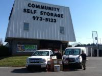 Location details & U-Haul: Storage in Charlottesville VA at Community Self Storage
