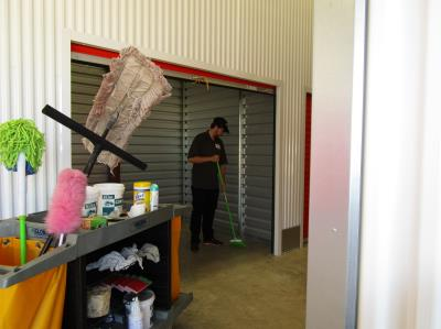 YOUR Storage Place Is Kept Meticulously Clean And Ready For Your  Belongings. We Take Pride