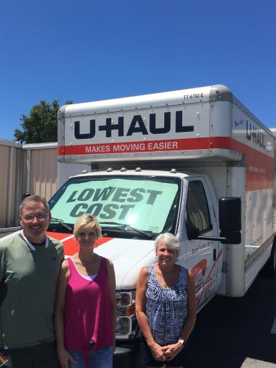 u-haul: virtual tour Low Cost Storage Solutions