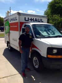 U Haul Moving Truck Rental In Brownsville Tx At Line X Of Brownsville