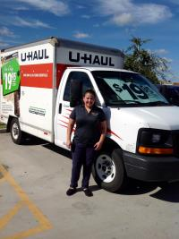 U Haul Moving Truck Rental In Brownsville Tx At Storage Depot