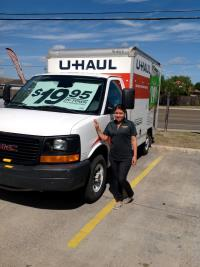 U Haul Moving Truck Rental In Brownsville Tx At Storage Depot Us