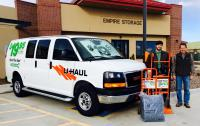 U Haul Moving Truck Rental In Louisville Co At Empire