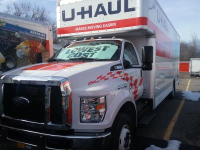 U-Haul: Virtual tour