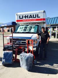 U Haul Moving Truck Rental In Golden Co At Akaasha Convenience