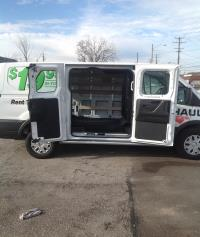 U Haul Moving Truck Rental In South Euclid Oh At Mitchells Green Road Auto Repair