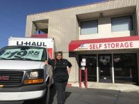 U Haul Moving Truck Rental In Palm Springs Ca At Devon