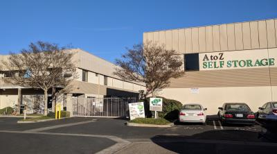 A To Z Self Storage Is Conveniently Located At 5060 Goldman Ave In Moorpark,  Behind