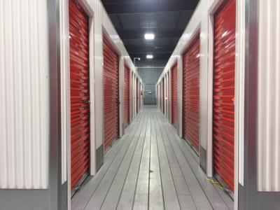 Heated Indoor Storage Units & U-Haul: Virtual tour