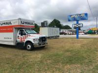 U Haul Moving Truck Rental In West Columbia Sc At Sdr Towing