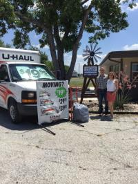Uhaul truck rental arlington texas