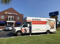U Haul Moving Truck Rental In Surfside Beach Sc At Life Storage