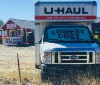 U Haul Moving Truck Rental In Durango Co At Shed Pros