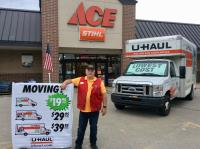 U-Haul: Moving Truck Rental in Hebron, KY at Ace Hardware Hebron