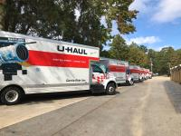 U Haul Moving Truck Rental In Columbia Sc At Life Storage