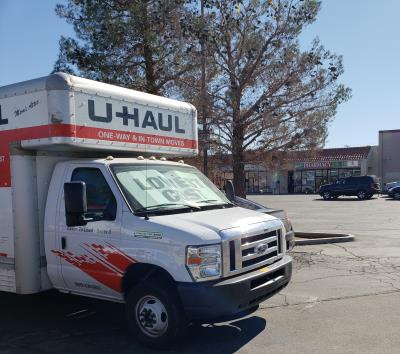 Moving Get FREE truck rental rate quotes at Curt's Pharmacy. Whether you are moving a smaller apartment or a large four-bedroom house, U-Haul truck rentals in Curt's Pharmacy Victorville, CA will provide you with the moving truck rental you need to get from point A to point B. Call anytime 760-245-2867