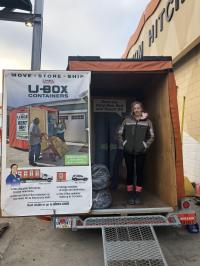 U Haul U Box Moving And Storage Containers In Calgary Ab