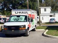 U Haul Moving Truck Rental In Saint Petersburg Fl At