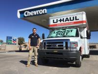 U-Haul: Moving Truck Rental in Marana, AZ at Chevron Marana