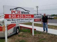U-Haul: Moving Truck Rental in New Braunfels, TX at PCH