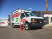 U Haul Moving Truck Rental In Greeley Co At 10th Street Storage