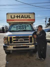 U Haul Moving Truck Rental In Decatur Ga At Supreme Automotive