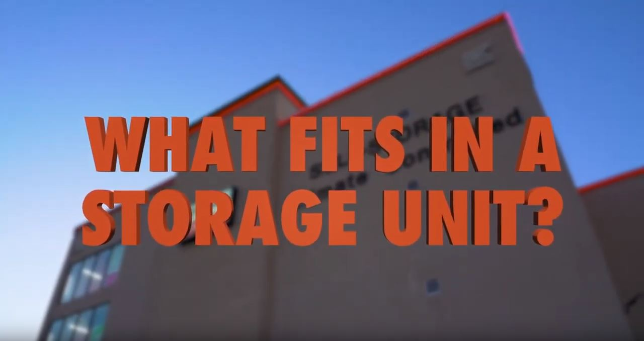 Storage Tips: What Fits In a 5