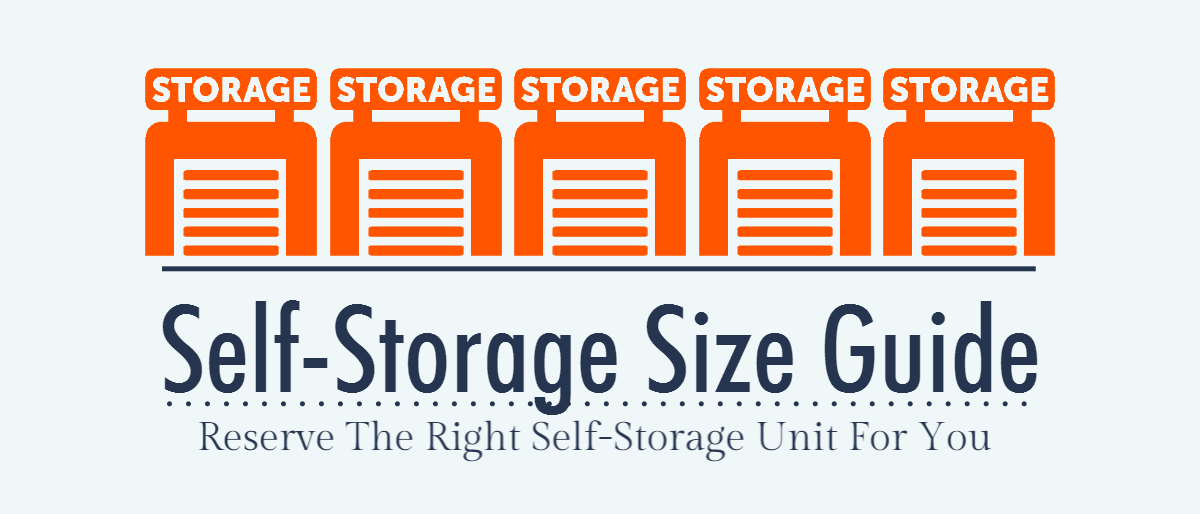 Storage Tips: Self-Storage Size Guide.