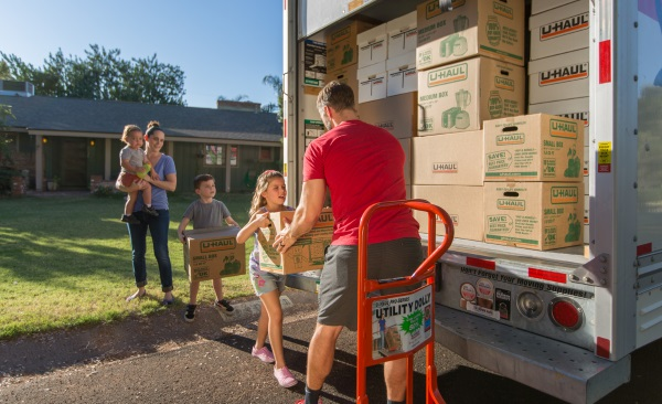 U-Haul: Tips: How To Protect Your Moving Truck Rental