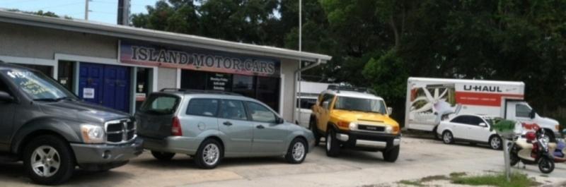 u haul about island motor cars in st augustine florida adds u haul rentals. Black Bedroom Furniture Sets. Home Design Ideas