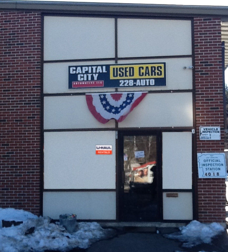 U-Haul: About: Capital City Used Cars IN Concord New
