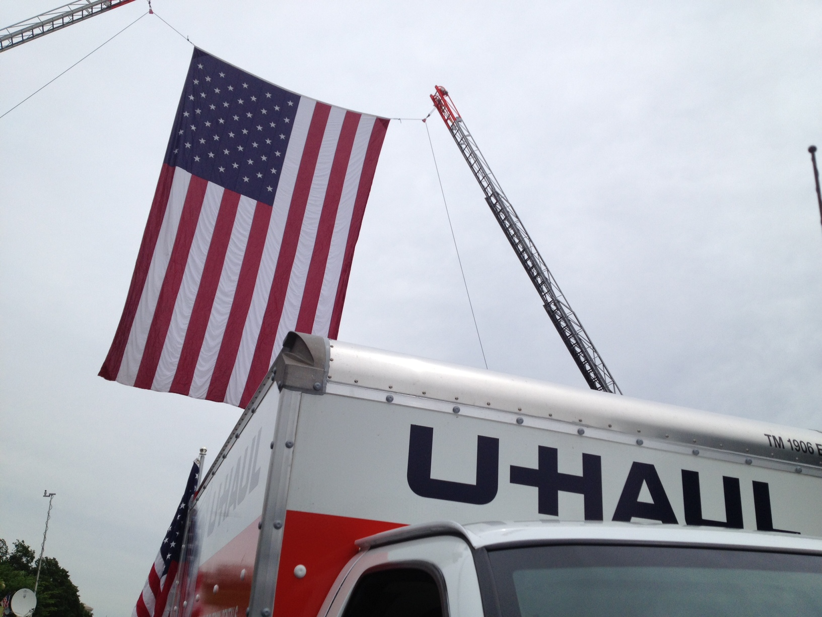 Memorial Day Parade In Washington Dc U Haul Blog